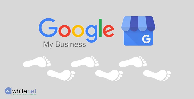 Google Moja Firma - krok po kroku